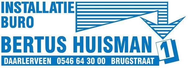 logo Bertus Huisman Installatieburo