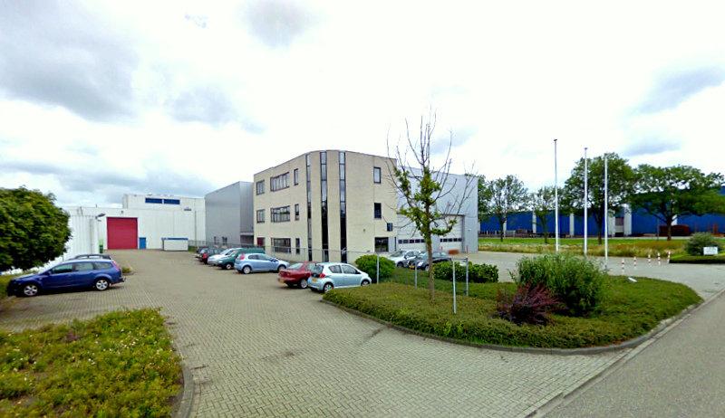 Kantoorpand MID-Almelo B.V. gevestigd op het Bedrijvenpark Twente 294, 7602 KK in Almelo.